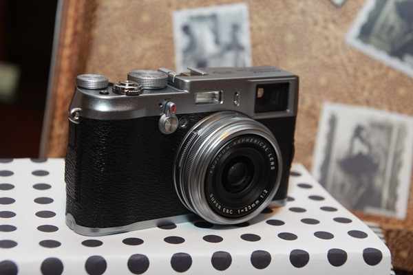 Винтажная коллекция камер от Fujifilm