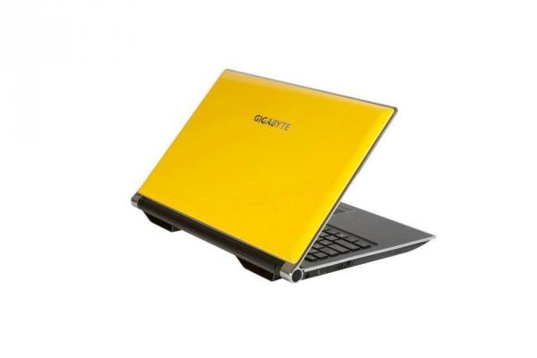 CeBIT-2012: GIGABYTE представила мощный игровой ноутбук P2542G и сбалансированную модель Q2542N