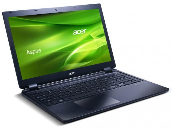 CeBIT 2012: Acer представила15-дюймовый ультрабук с дискретной графикой и ODD,  Aspire Timeline Ultra M3