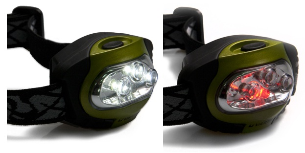 Varta L.E.D. X4 Head Light