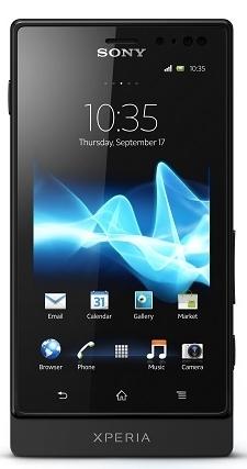 Sony представила смартфон Xperia Sola