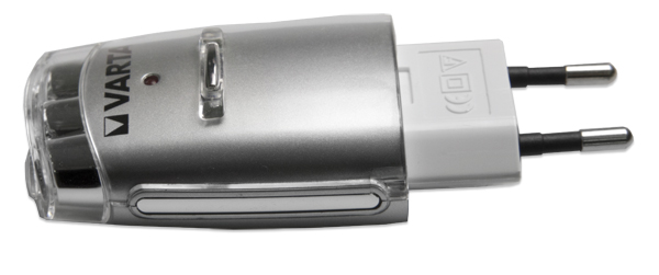 Varta Rechargeable Direct Plug L.E.D.