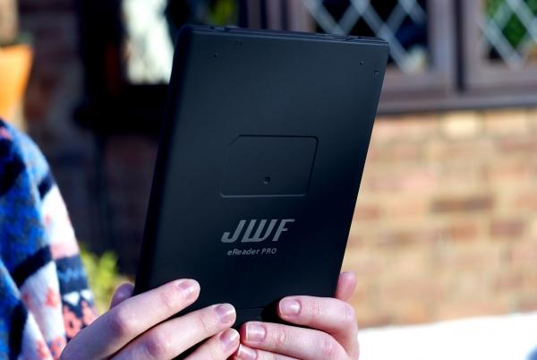 JWF eReader PRO - во всех странах мира