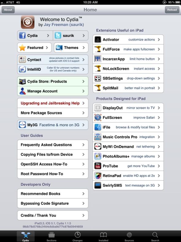 Для нового iPad уже найдено 3 метода джейлбрейка