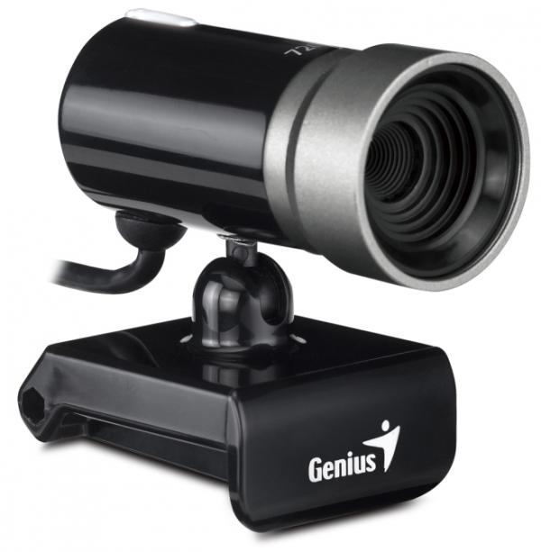 Genius FaceCam 1010: веб-камера с поддержкой HD-видео