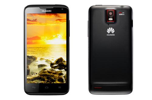 Huawei Ascend D quad XL - самый быстрый Android-смартфон в мире