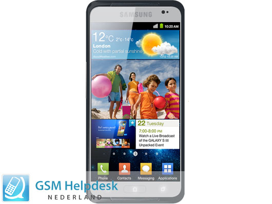 Samsung Galaxy S III?