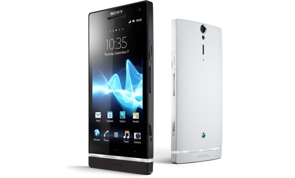 Sony приступила к поставкам смартфона Xperia S дилерам и операторам мобильной связи