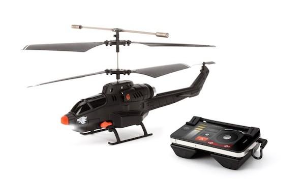 Самый боевой аксессуар к вашему смартфону - Griffin's Helo TC Assault helicopter
