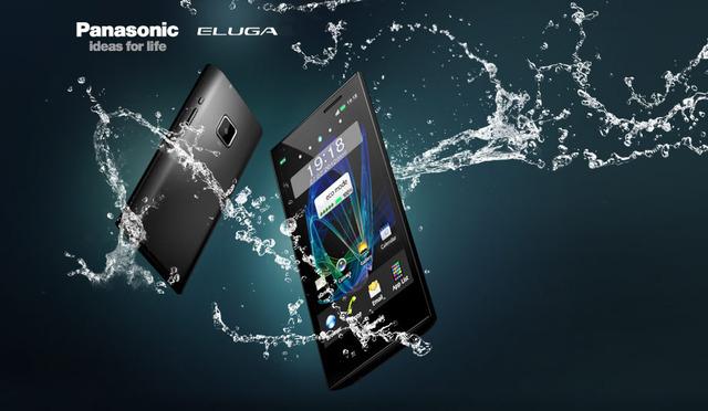 Panasonic Eluga скоро в Европе