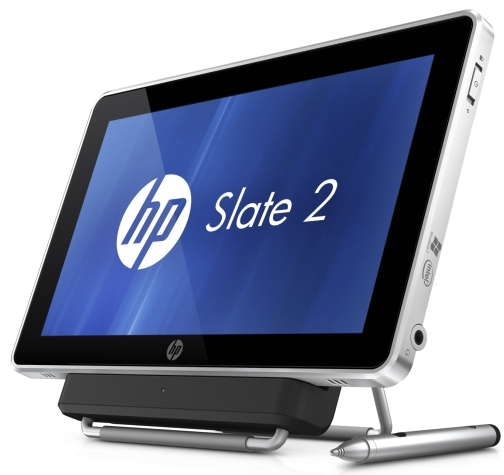 Совсем скоро старт продаж  HP Slate 2!