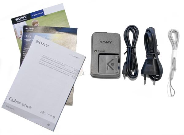 Sony Cyber-shot DSC-W670
