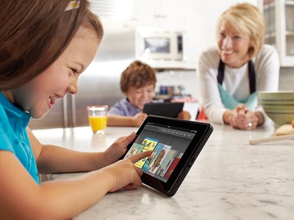 Kindle Fire 2 - 8 нововведений которые хотят увидеть пользователи