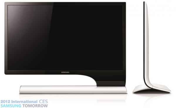 Новые мониторы Samsung  упрощают беспроводное подключение к ПК и интеграцию мобильных устройств