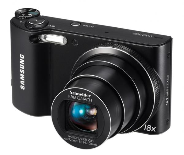 Новые возможности фотокамер Samsung
