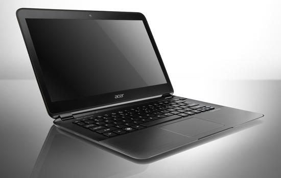 CES 2012: Acer Aspire S5 - самый тонкий и легкий ультрабук с поддержкой Thunderbolt