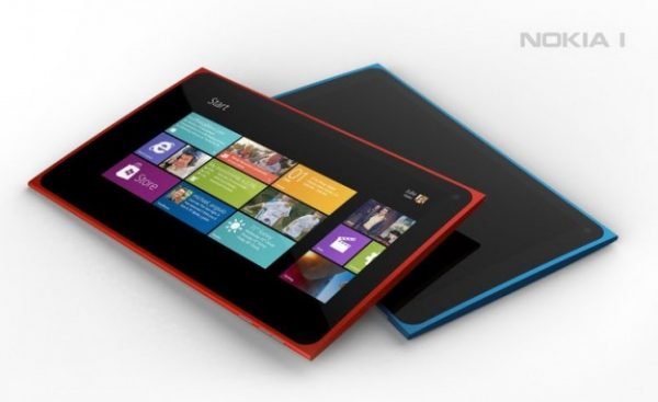 Nokia Windows 8: новый выстрел на «планшетной» войне