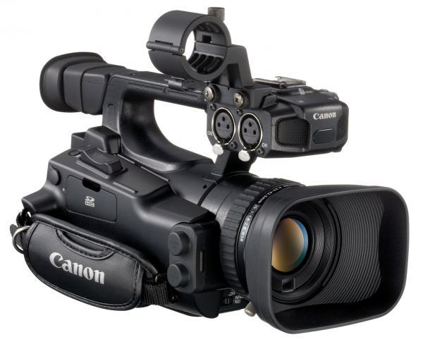 Canon расширяет число языков, поддерживаемых видеокамерами серии XF