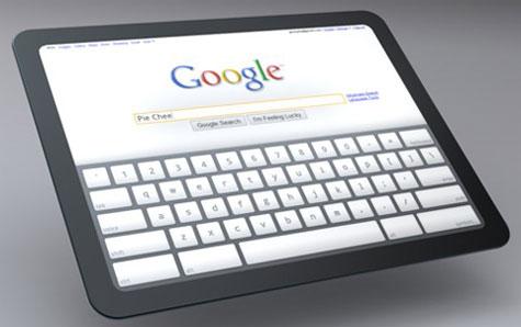 Планшеты можно будет купить в магазине Google