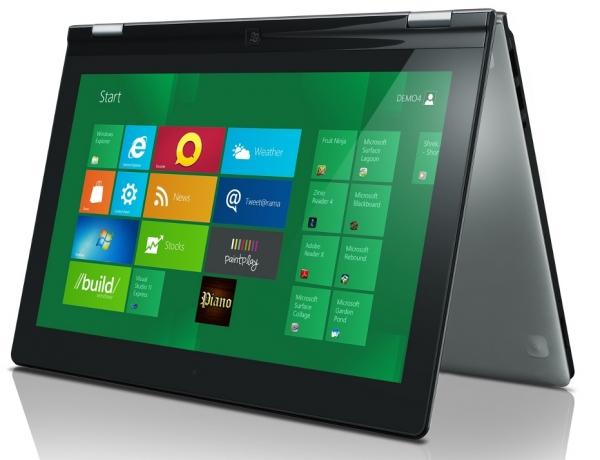 Ультралегкий четырехъядерный ноутбук с Windows 8 – увидит ли он свет?