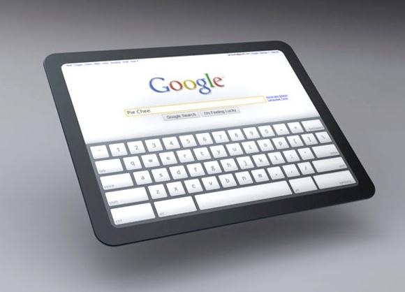 10 причин, по которым запуск Google-планшетов имеет смысл