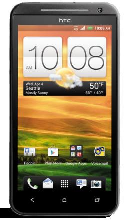 Встречайте! HTC EVO 4G LTE