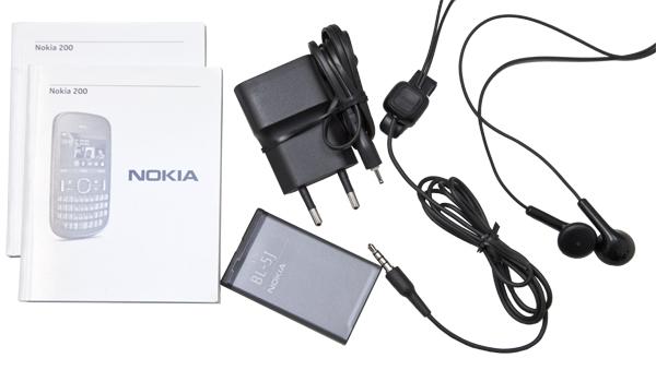 Nokia Asha 200. Разноцветный Dual SIM