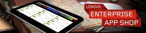 Корпоративный магазин мобильных приложений от Lenovo