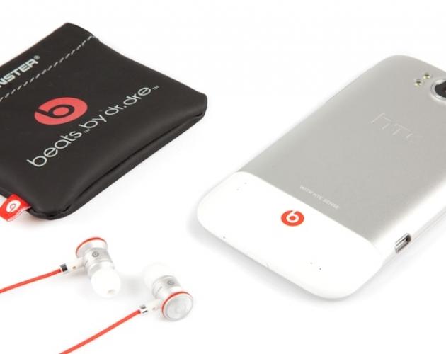 Новые НТС - теперь без гарнитуры Beats Audio