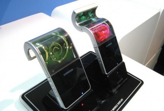 Гибкие экраны от Samsung. Теперь с именем
