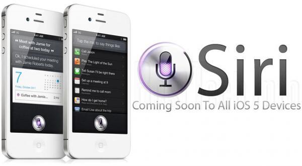 Siri: новый интерфейс для нового поколения iPhone от Apple?