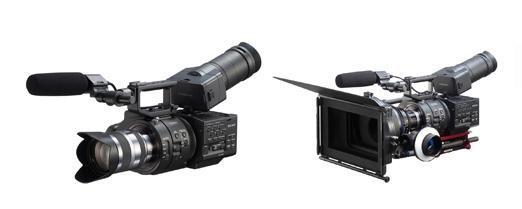 Сверхзамедленная съемка с видеокамерой от Sony