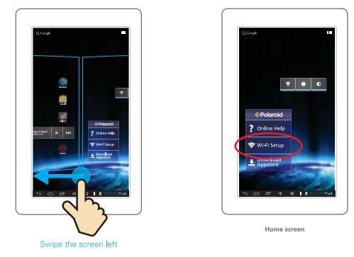 Polaroid: представлен планшет PMID701i на Android 4.0