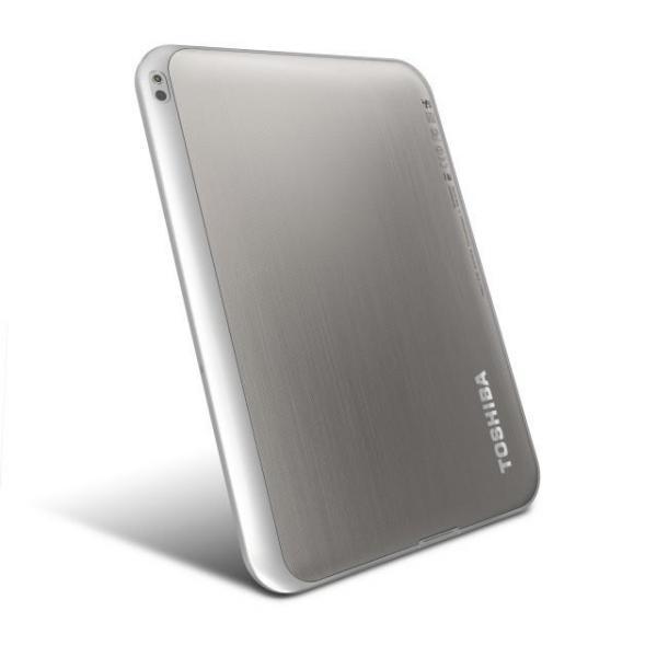 Планшетное Toshiba-трио. Новый выпуск