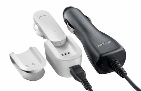 Bluetooth-гарнитура BH-310 NFC от Nokia