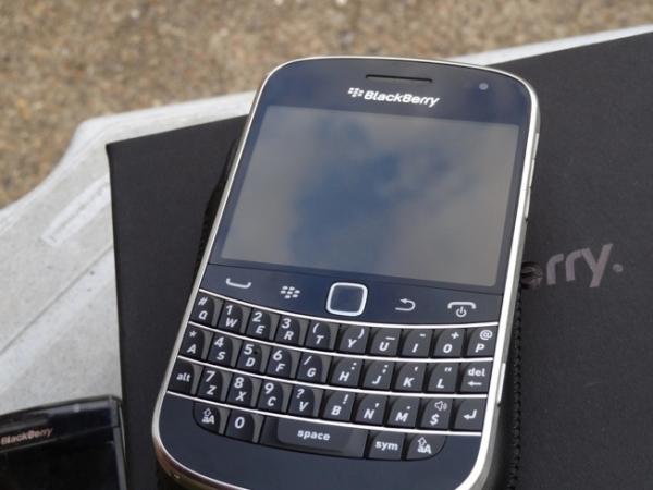 BlackBerry 7 - безопасность на высоте, Android - нет