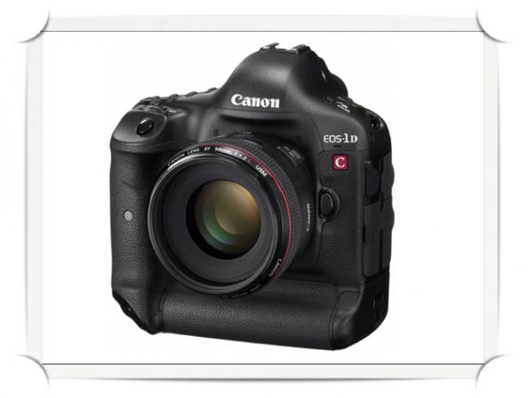 EOS-1D C – однообъективный цифровой зеркальный фотоаппарат от Canon. Кинематографистам посвящается!