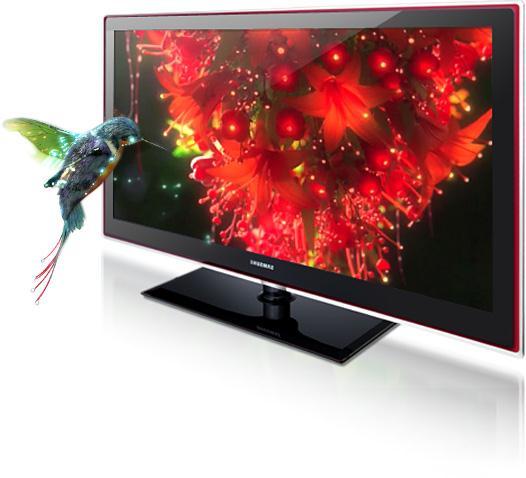 Люкс-TV с изюминкой от Samsung
