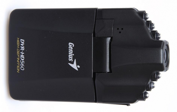 Автомобильный видеорегистратор Genius DVR-HD560