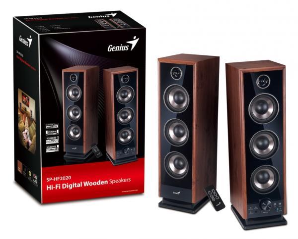 Новая акустика Genius SP-HF2020