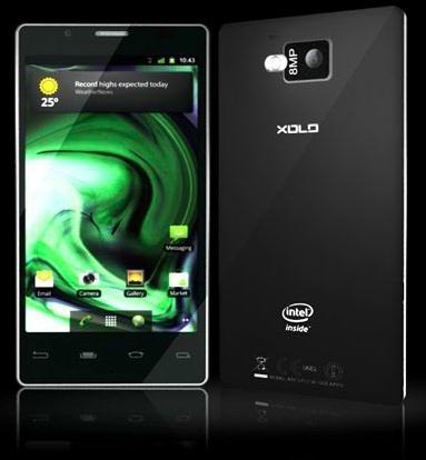 Xolo X900 – первый смартфон с технологиями Intel