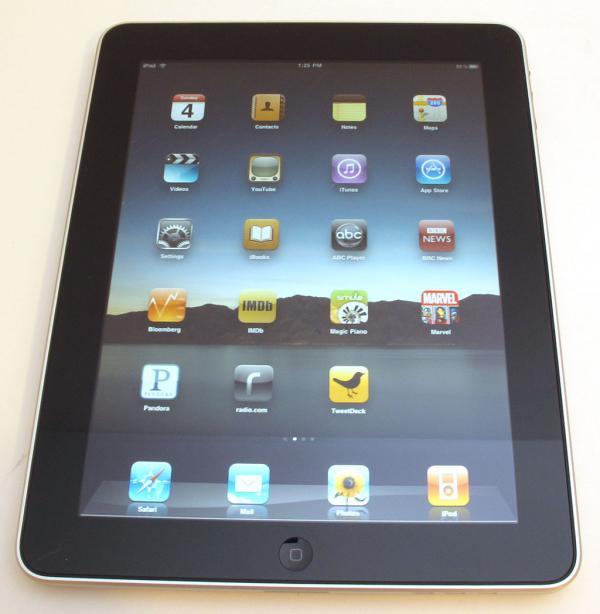 Intel и Microsoft обещают снизить долю рынка iPad