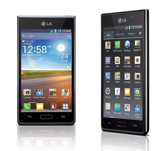 Флагман новой линейки смартфонов LG Optimus L7 – уже в Украине!