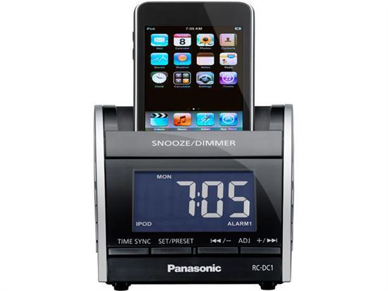 Panasonic RC-DC1EG-K - и швец, и жнец и на дуде игрец