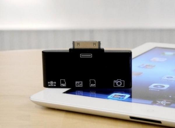Картридер M.I.C Gadget - специально для вашего iPad
