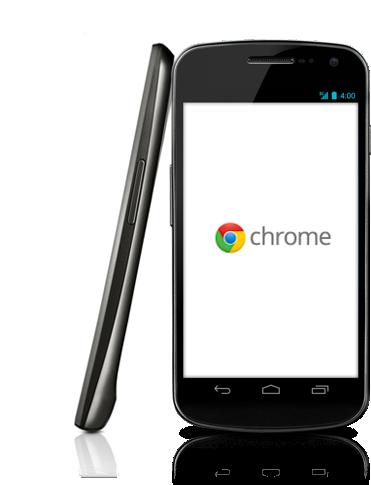 Chrome для Android выходит из стадии бета-тестирования