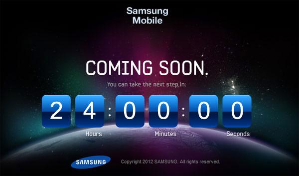 Сегодня в Лондоне будет представлен Galaxy S III