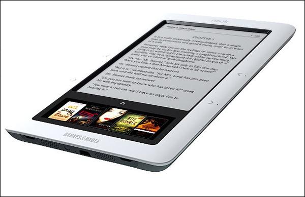 Электронная книга с NFC чипом на подходе