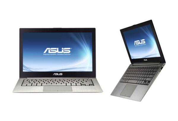 Два лэптопа от Asus на Ivy Bridge