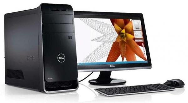 Новые монстры Dell – XPS 8500 и Vostro 470